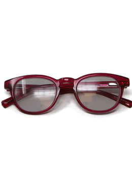 Pink Plastic Reading Glasses +2.00 1