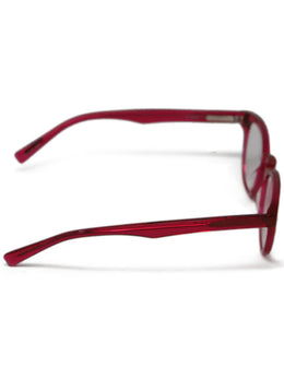 Pink Plastic Reading Glasses +2.00 2