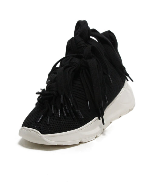 Ports Black Lace up sneakers 1