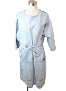 Ports Blue Denim Blue dress 1