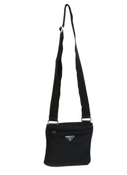 Prada Black Nylon Crossbody 1