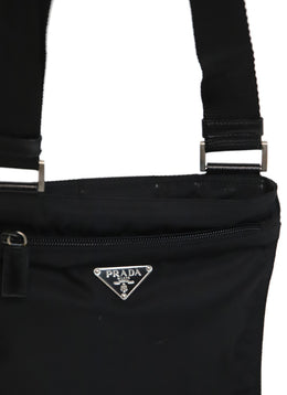 Prada Black Nylon Crossbody 2