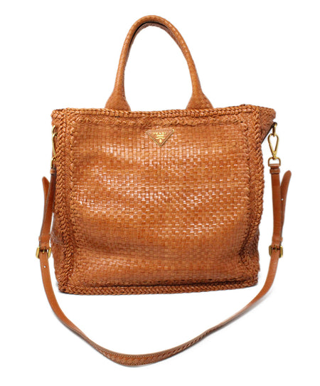 "Gucci ""Vintage Jackie O"" Tan Suede Leather Bamboo Handbag"