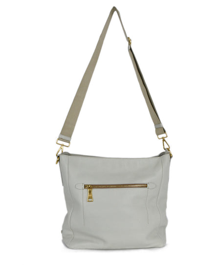 Marni Yellow Leather Gold Hardware Details Shoulderbag