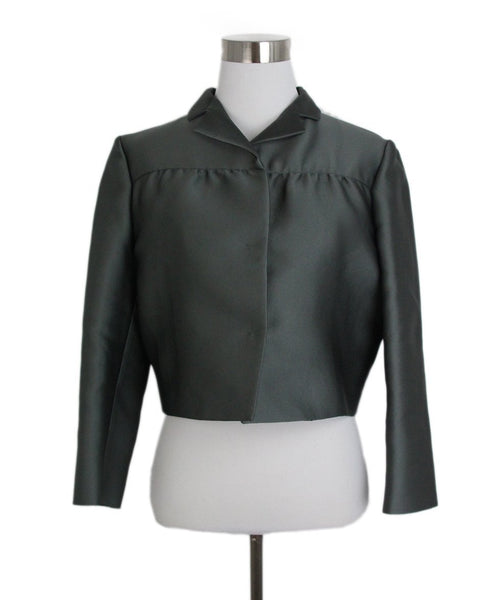 Prada Grey Jacket 1