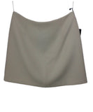 Prada Ivory Wool Mini Skirt 1