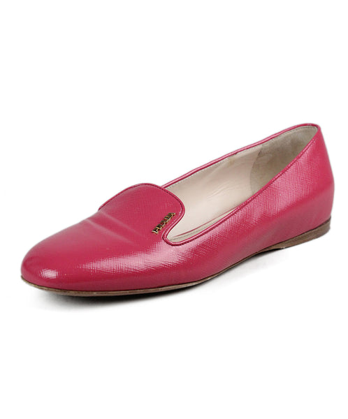 Prada Pink Patent Leather 1
