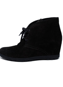 Prada Sport Brown Suede Booties 2