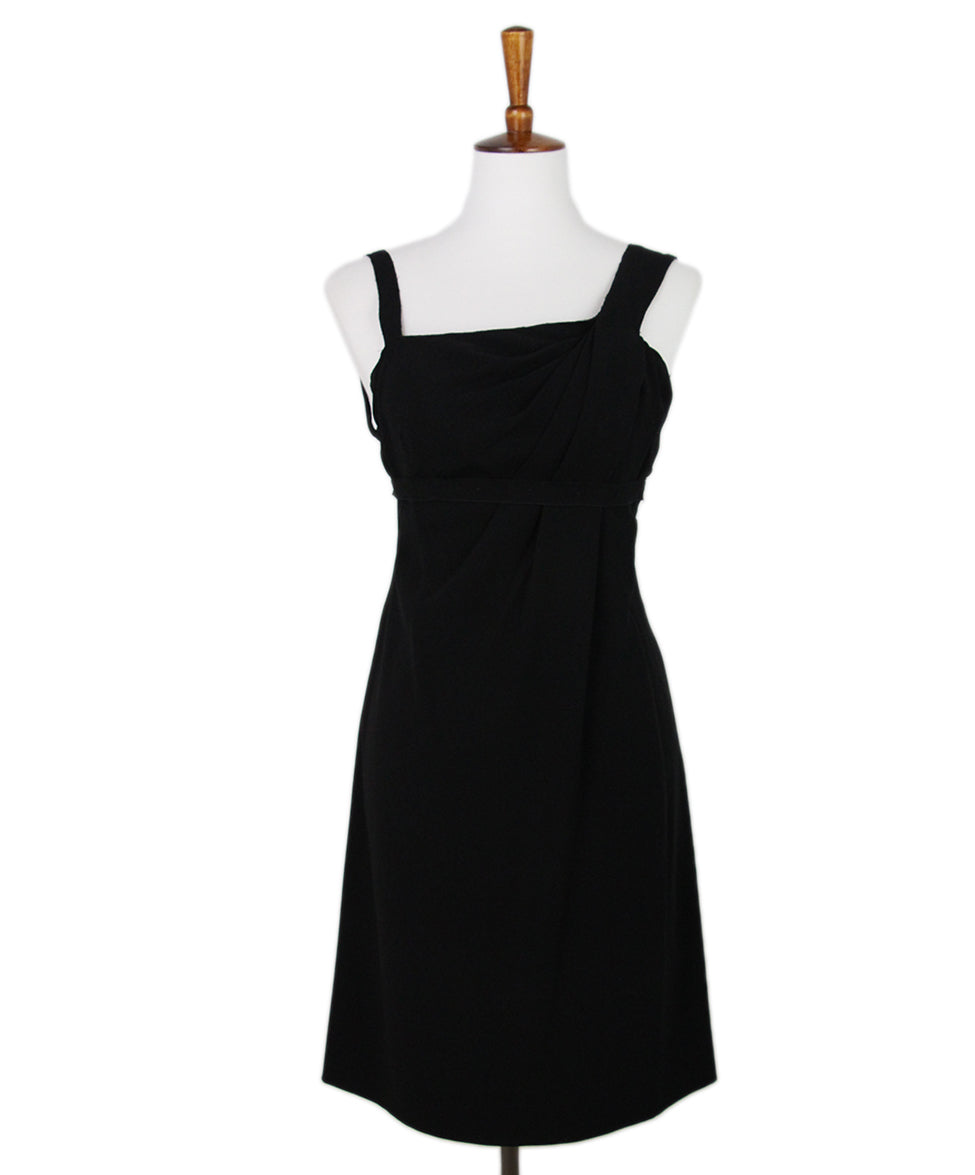 Prada black dress 1