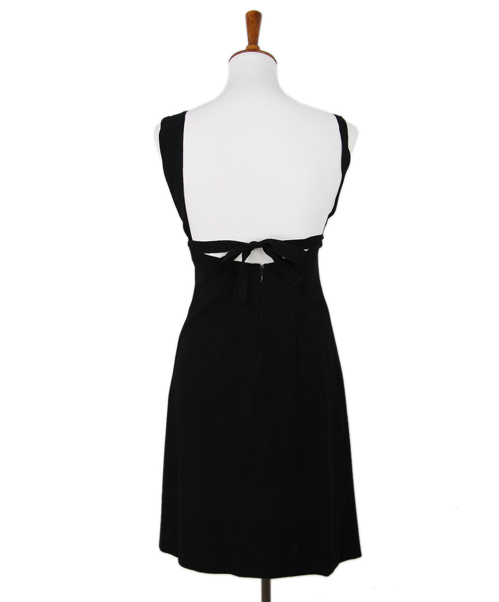Prada black dress 3