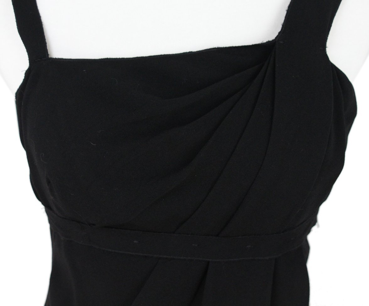Prada black dress 5