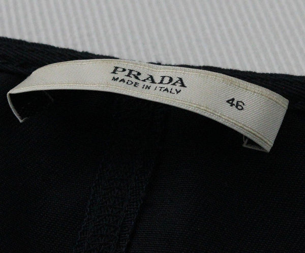 Prada Navy Cotton Top 3