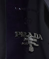 Prada Brown Grey Purple Leather Maryjane Heels 6