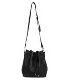 Proenza Schouler Black Leather Bucket Handbag 1