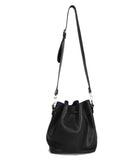 Proenza Schouler Black Leather Bucket Handbag