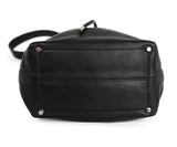Proenza Schouler Black Leather Bucket Handbag 4