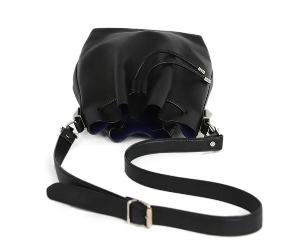 Proenza Schouler Black Leather Bucket Handbag 5
