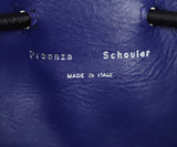 Proenza Schouler Black Leather Bucket Handbag 7