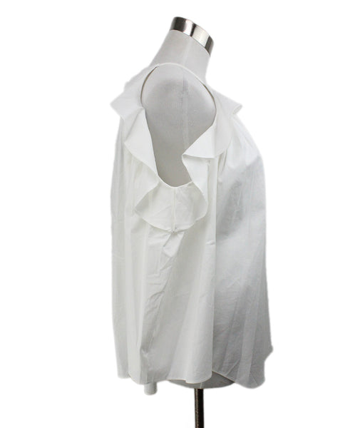 Rachel Zoe White Cotton Top 2