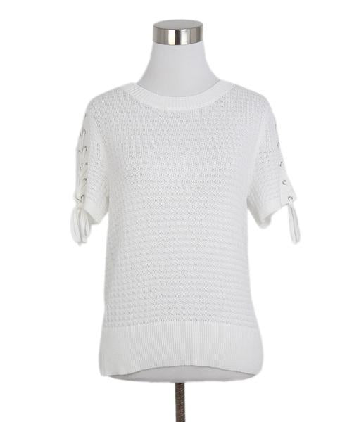 Rag & Bone White Cotton Sweater Sz. 4
