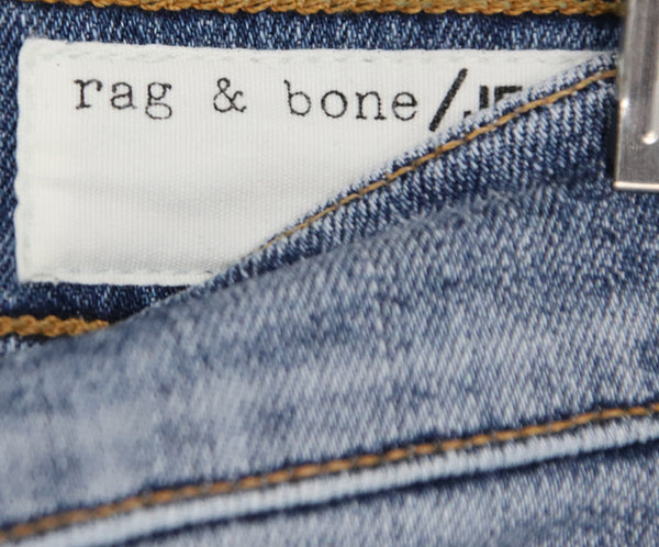 Rag & Bone Blue Denim Pants 3