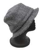 Rag & Bone Grey and Black Wool Hat 2
