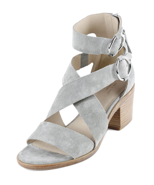 Rag & Bone Grey Suede Sandals US9