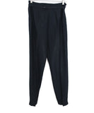 Ralph Lauren Blue Navy Linen Pants with belt 1