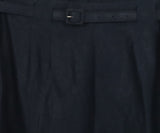 Ralph Lauren Blue Navy Linen Pants with belt 4