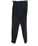 Ralph Lauren Blue Navy Linen Pants with belt 2