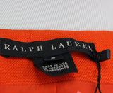Ralph Lauren Orange Linen Jacket 4