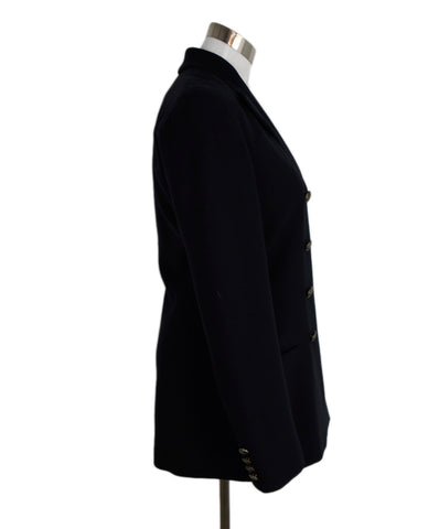 Ralph Lauren Navy Wool Jacket 1