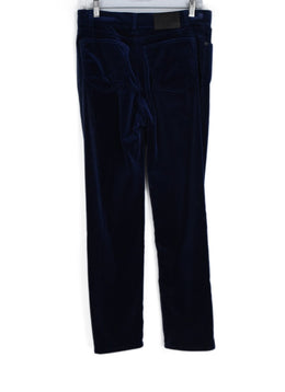 Ralph Lauren Electric Blue Velvet Pants 2