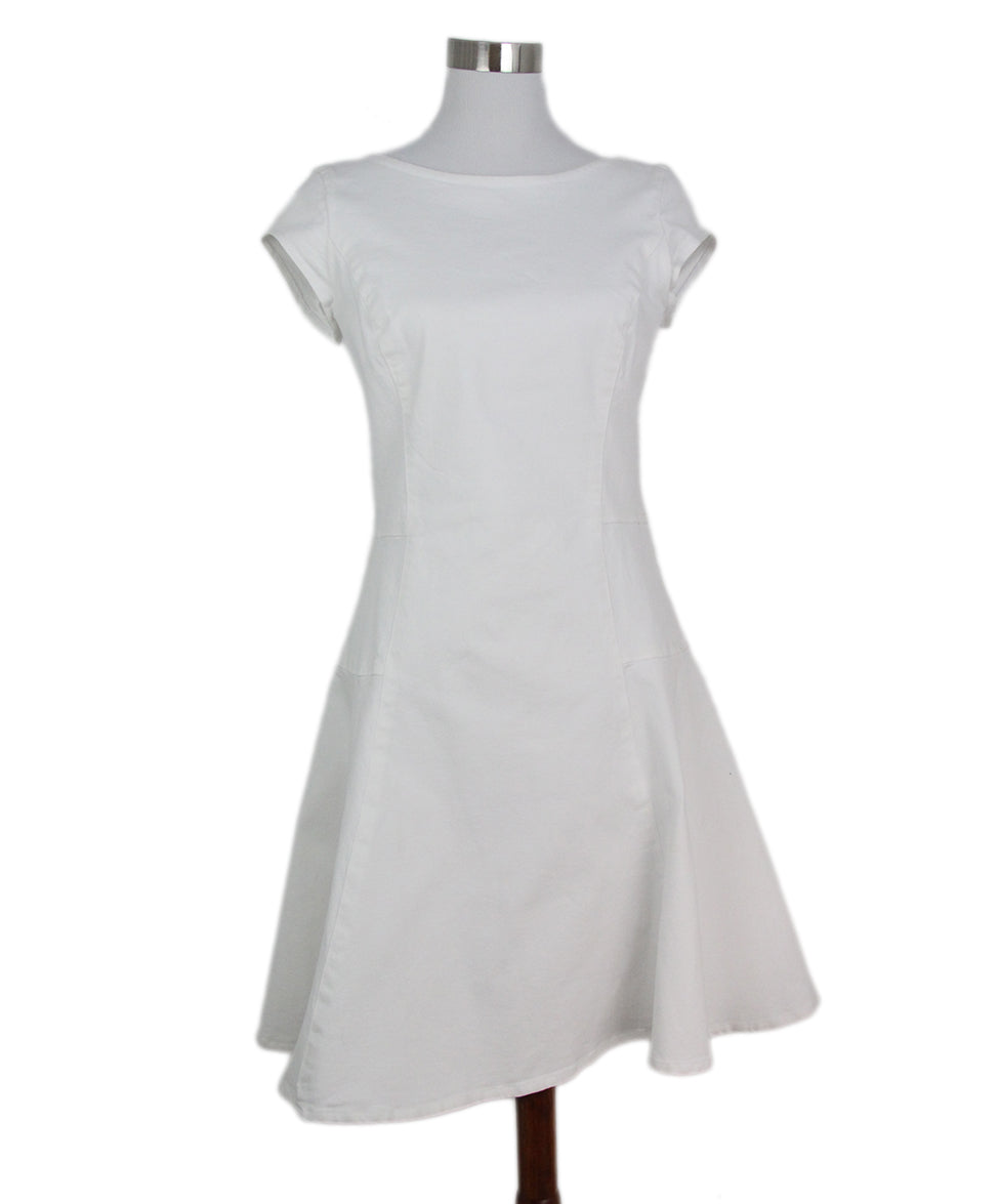 Ralph Lauren white cotton dress 1