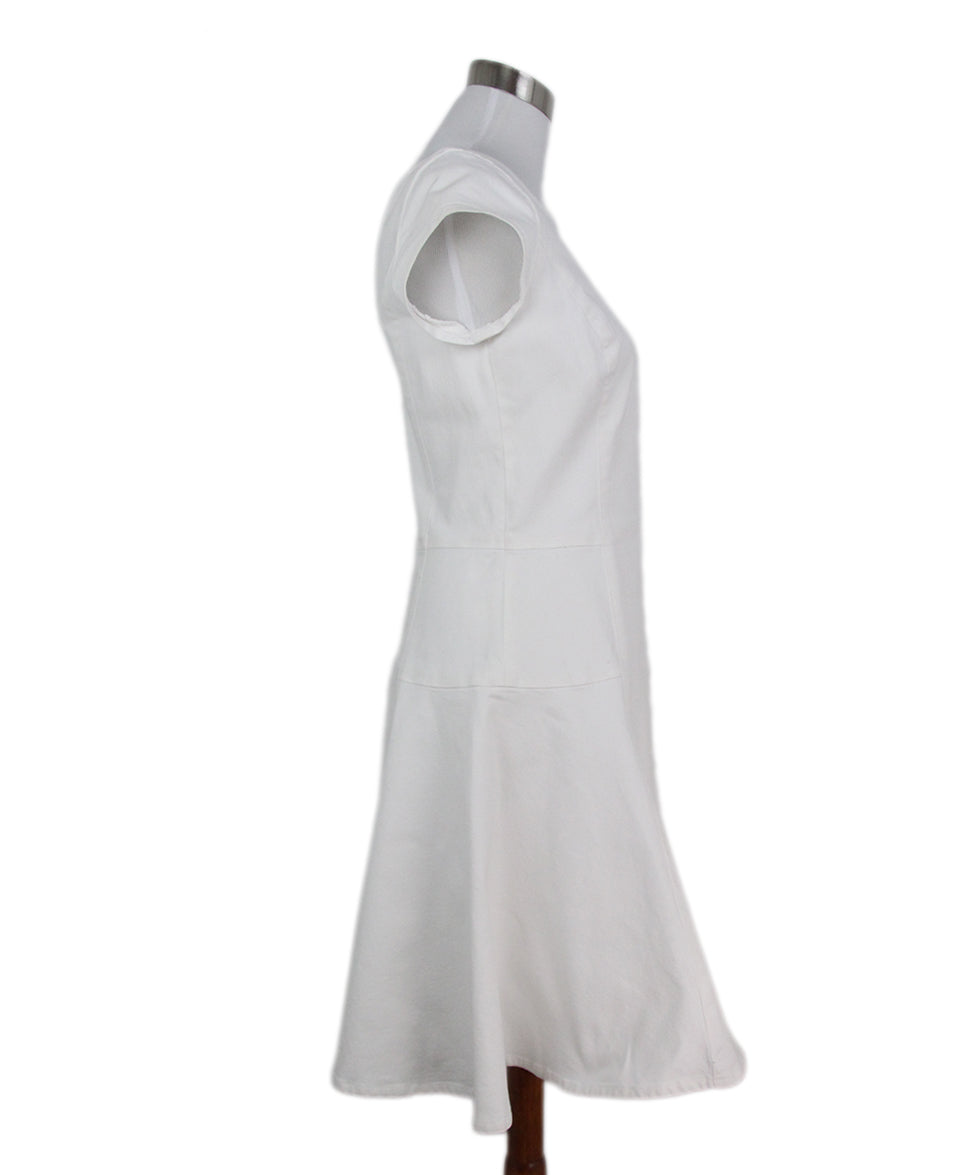 Ralph Lauren white cotton dress 2