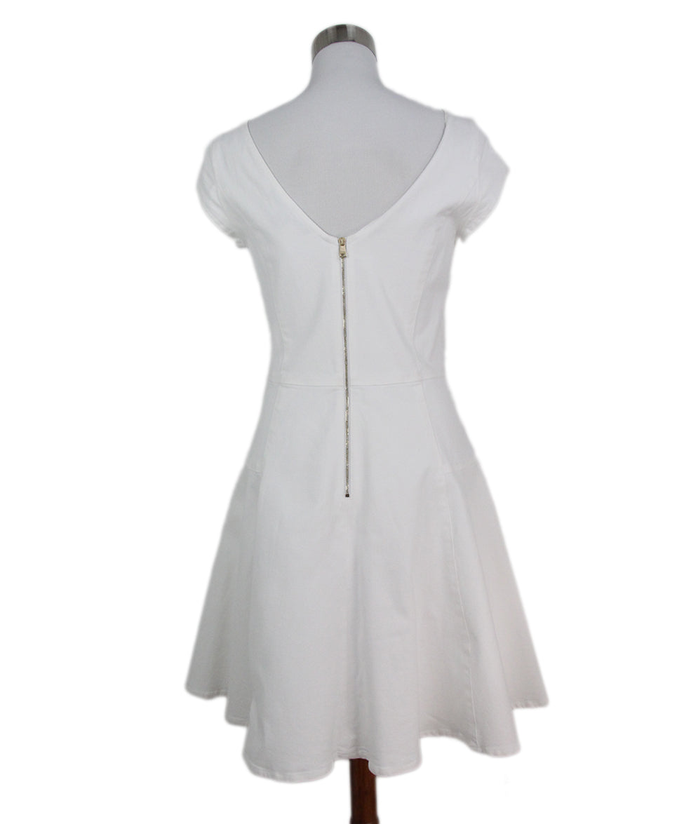 Ralph Lauren white cotton dress 3