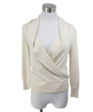 Ralph Lauren Neutral Cashmere Cream Sweater 1