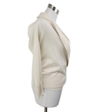 Ralph Lauren Neutral Cashmere Cream Sweater 2