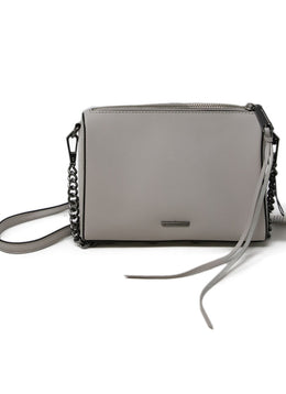 Rebecca Minkoff 'Avery' Crossbody Neutral Leather 1