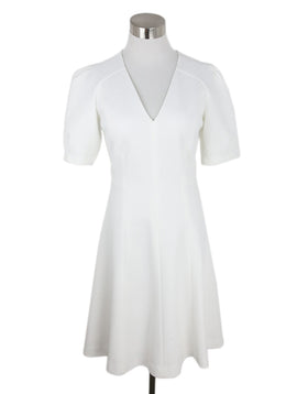 Rebecca Taylor White Cotton Dress 1