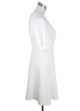 Rebecca Taylor White Cotton Dress 2