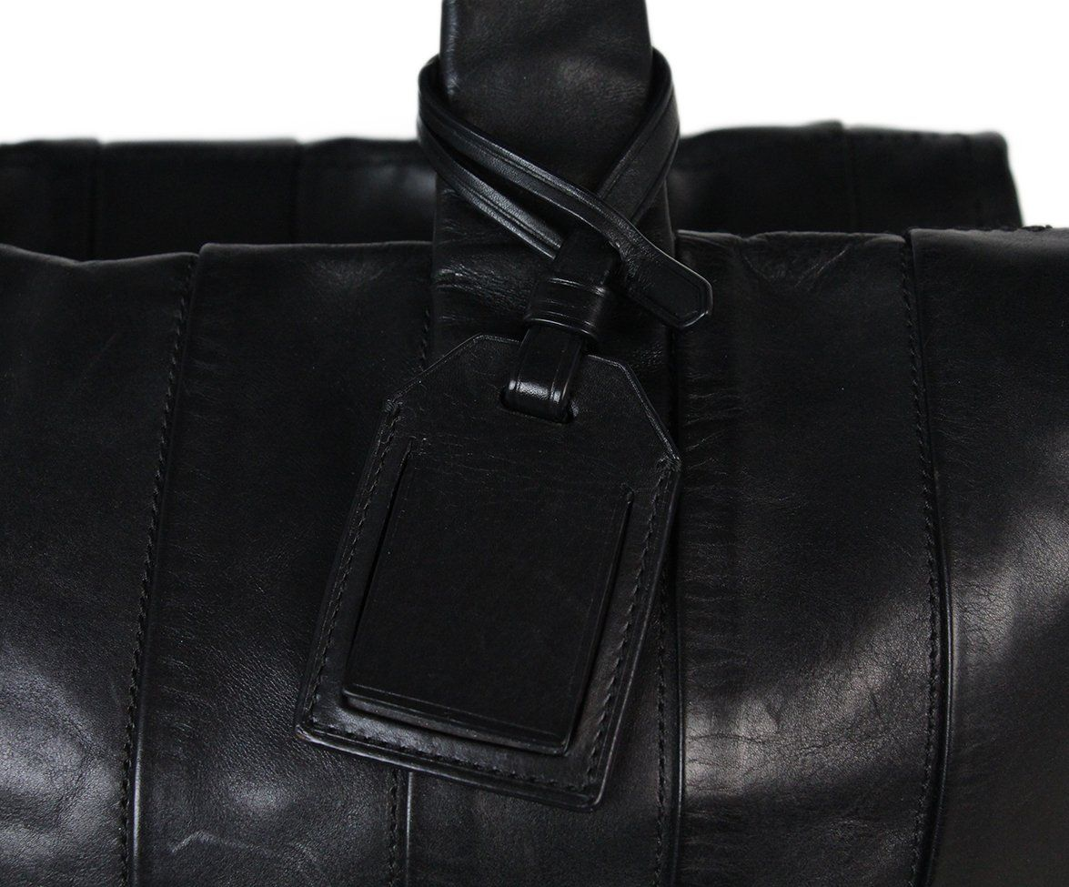 Reed Krakoff Black Leather Shoulder Bag 9