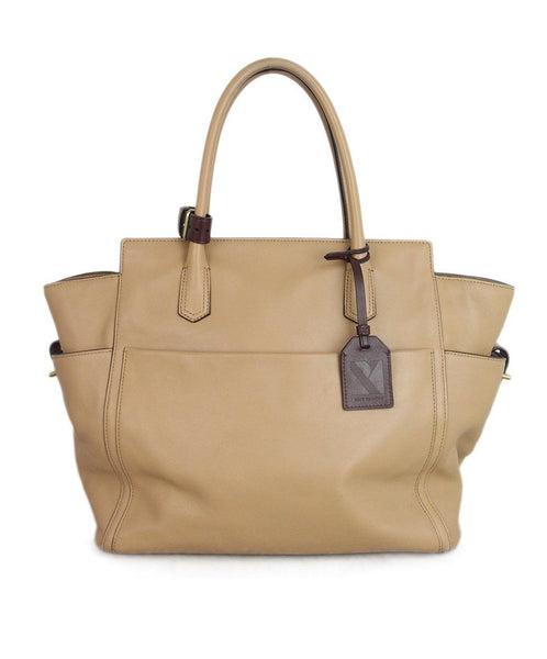 Reed Krakoff Tan Leather Tote 1