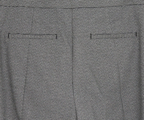 Reiss Black White Cotton Pants 5