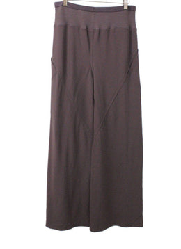 Rick Owens Brown Wide Leg Pants 1