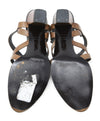 Roger Vivier Brown Leather Sandals 4