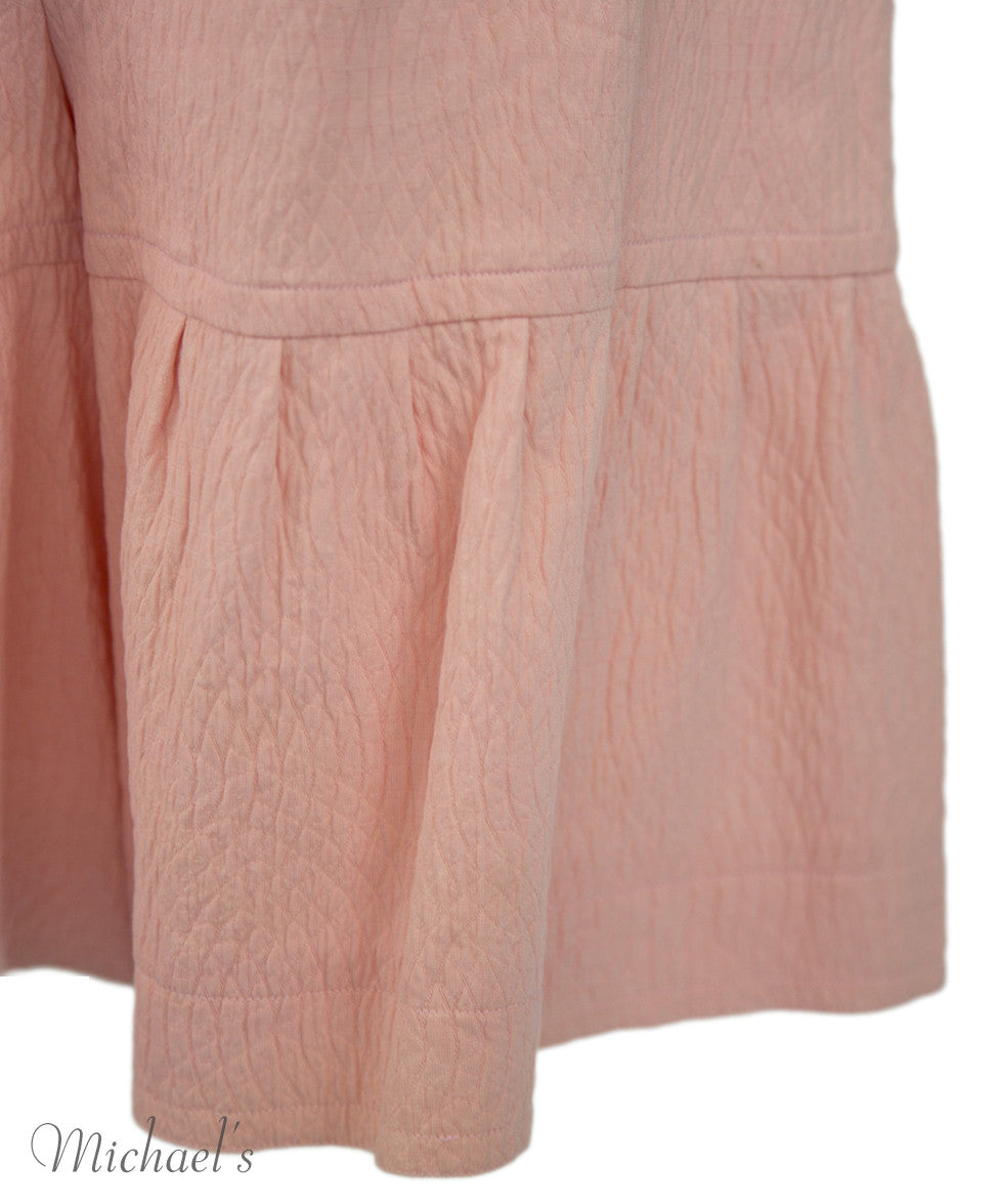 Chanel Pink Cotton Shorts Sz 40 - Michael's Consignment NYC  - 7