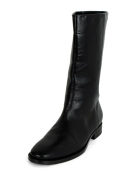 Saint Laurent Leather Boots sz. 37.5 | Saint Laurent