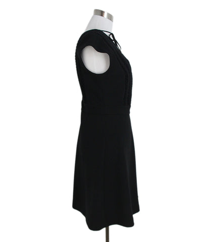 Sandro black cotton dress 3