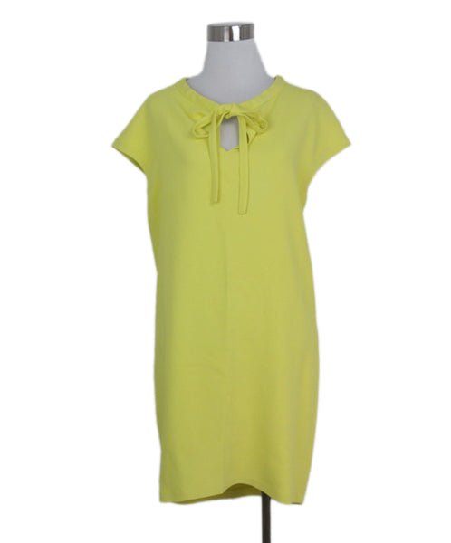 Scervino yellow dress 1